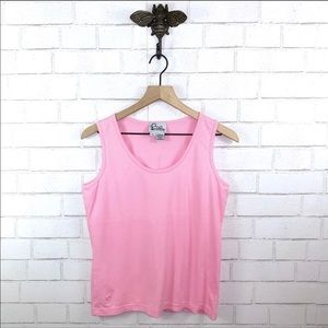 Vintage Lilly Pulitzer Pink Tank Top